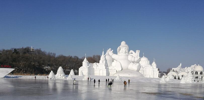 2-Day Share Transfer Service to Harbin City plus Harbin Ice and Snow Festival