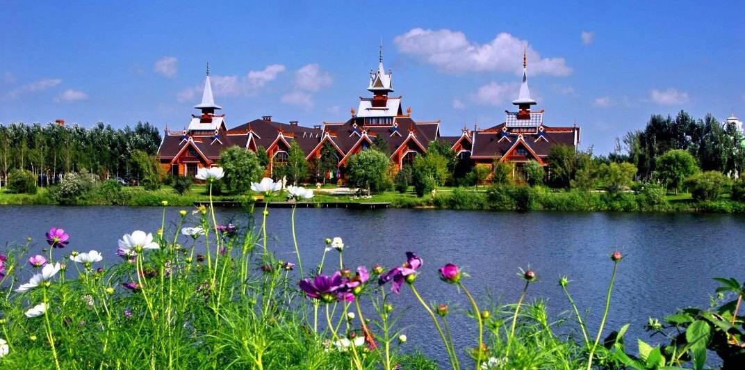 Join Group Day Tour to Harbin Volga Manor